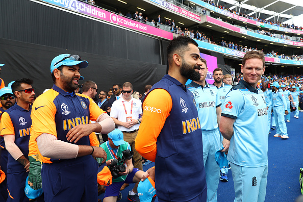 The three-match ODI series is slated to start on March 23 | Getty