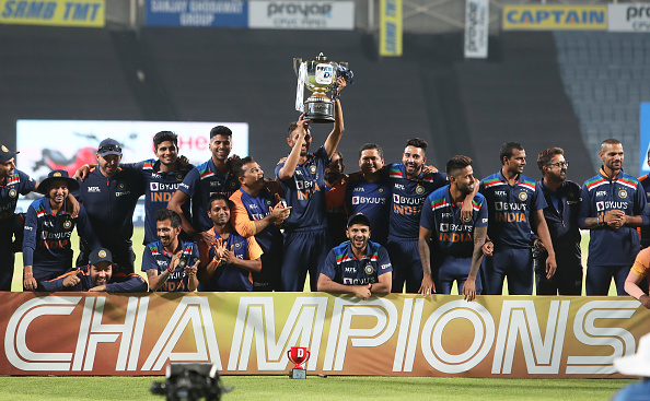 India's second string squad will tour Sri Lanka in July   Getty