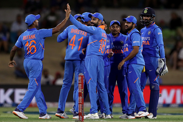 India suffered an ODI whitewash against New Zealand | Getty