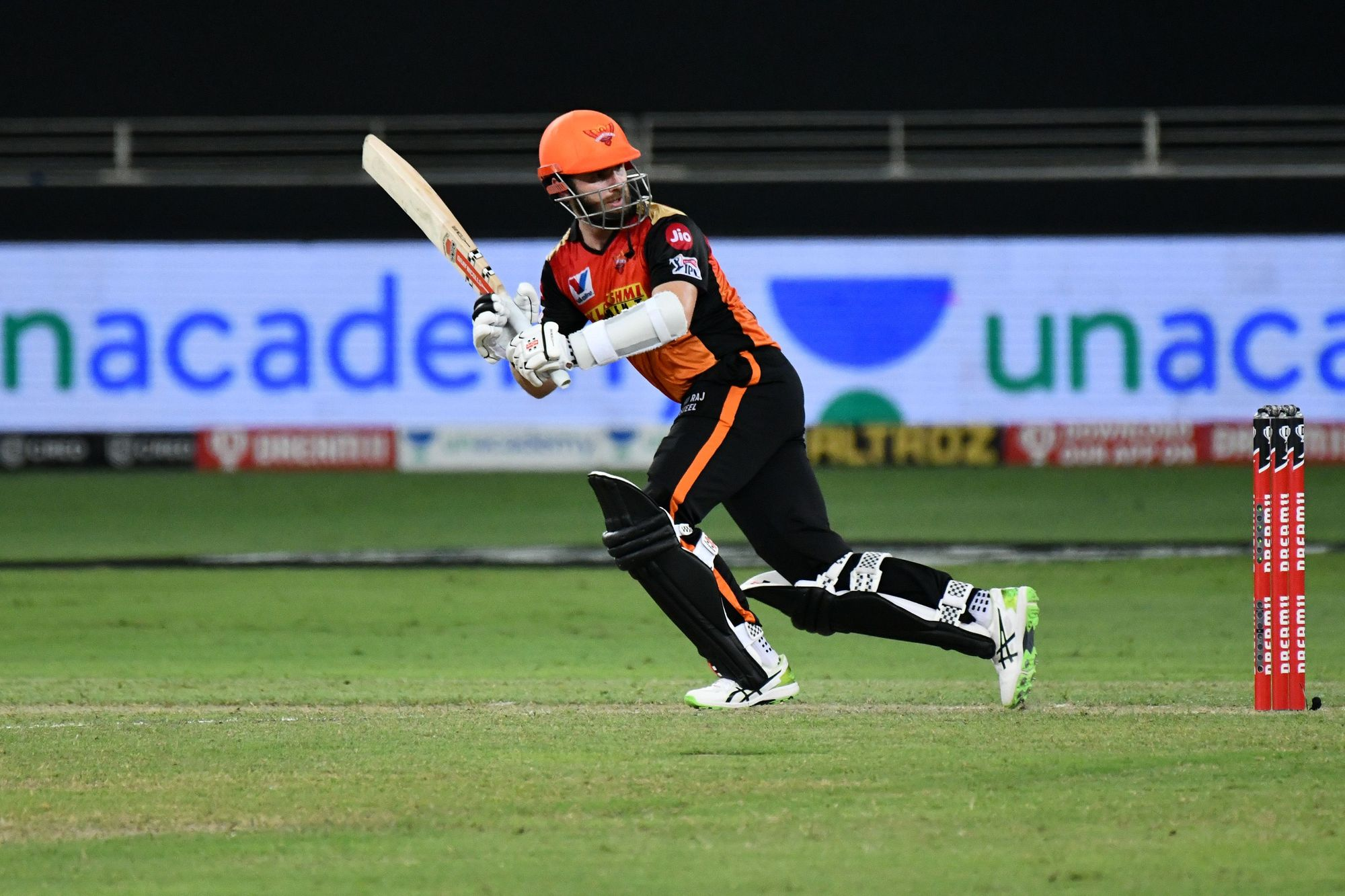Kane Williamson is doing his job at No. 4 for SRH   BCCI/IPL