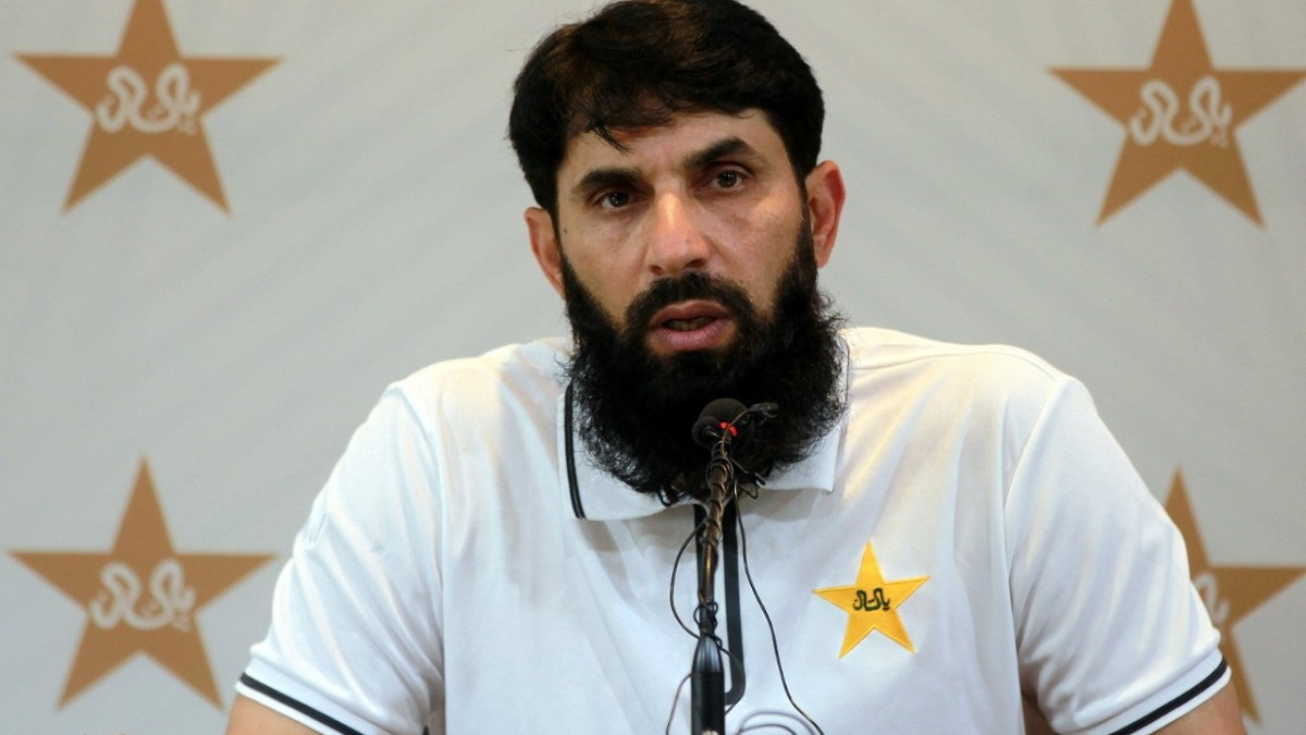 Misbah-Ul-Haq steps down as chief selector of Pakistan team; to continue as the head coach