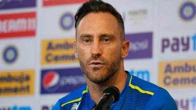 IND v SA 2019: Proteas confident going into second Test despite heavy loss in Vizag, says Faf du Plessis