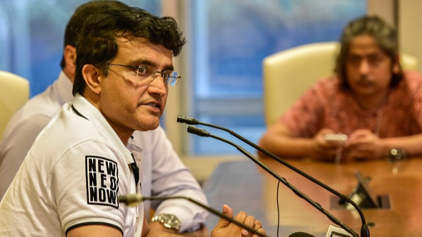 Sourav Ganguly not pleased with BCCI's revamped Ranji Trophy structure