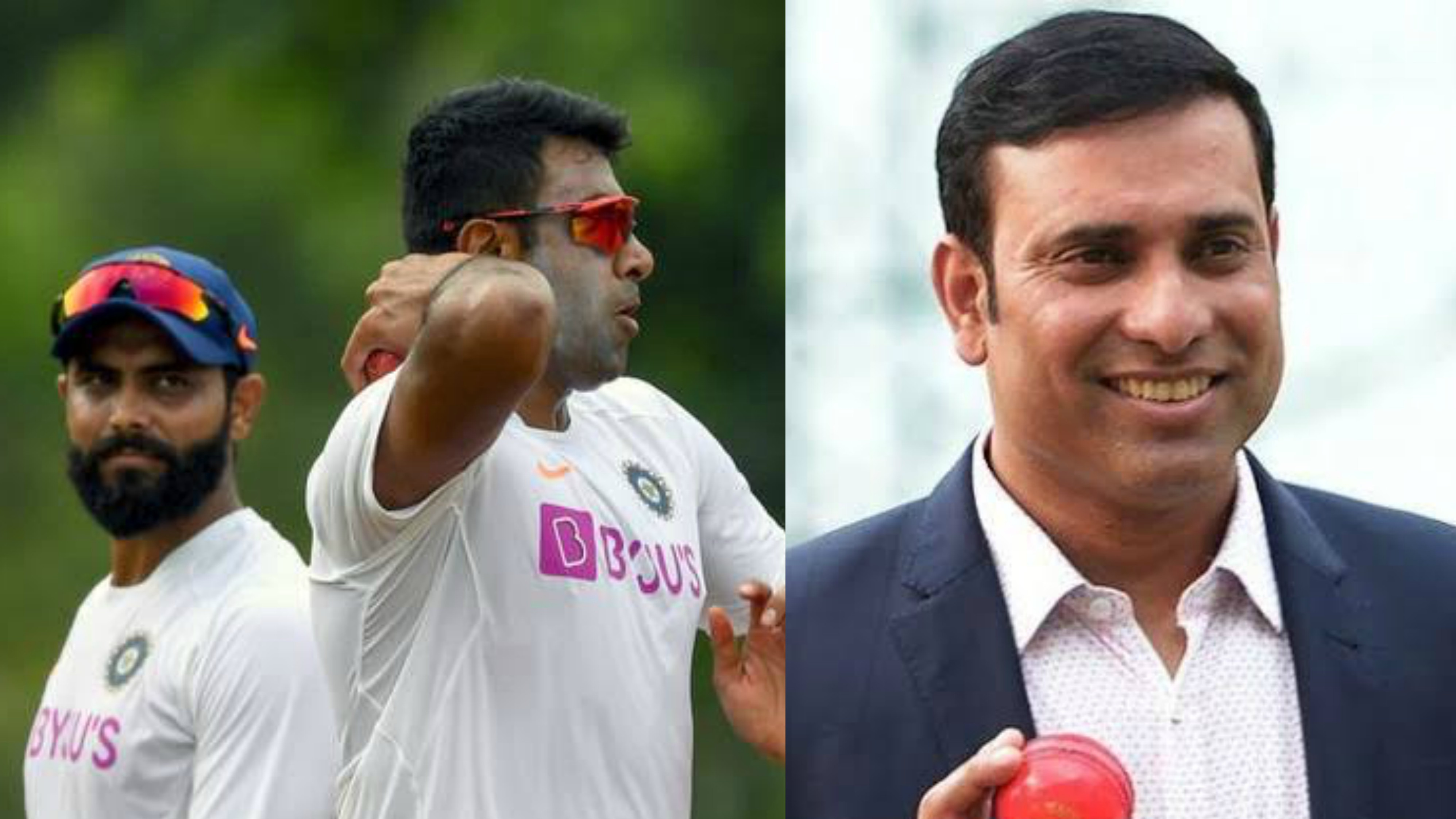 IND v BAN 2019: Day-Night Test will be a challenge for Ashwin and Jadeja, says VVS Laxman