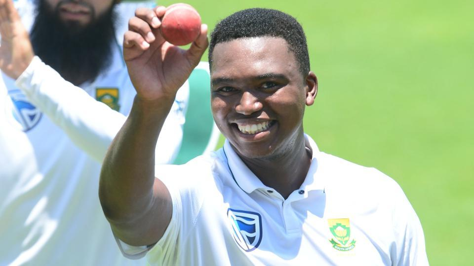 I want to take the new ball for my country: Lungi Ngidi