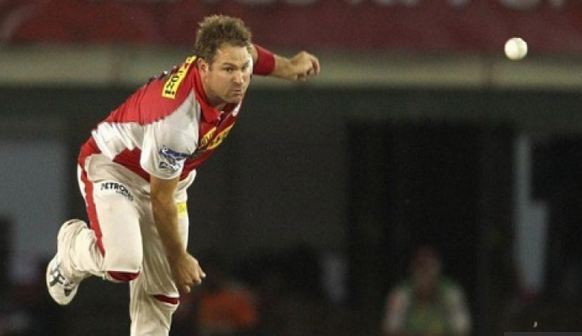 Ryan Harris has previously played for KXIP in IPL