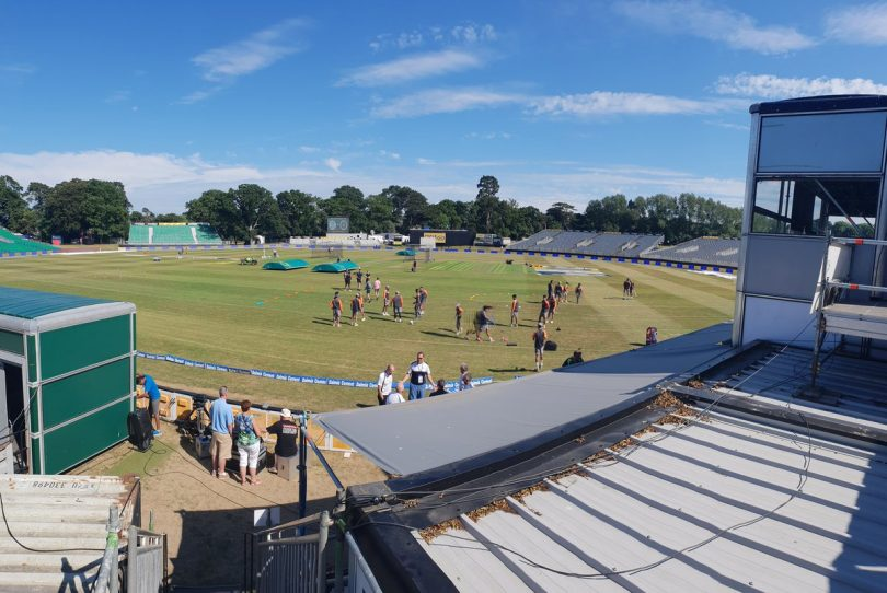 Malahide Cricket Club -venue for the two T20Is between Ireland and India | BCCI Twitter