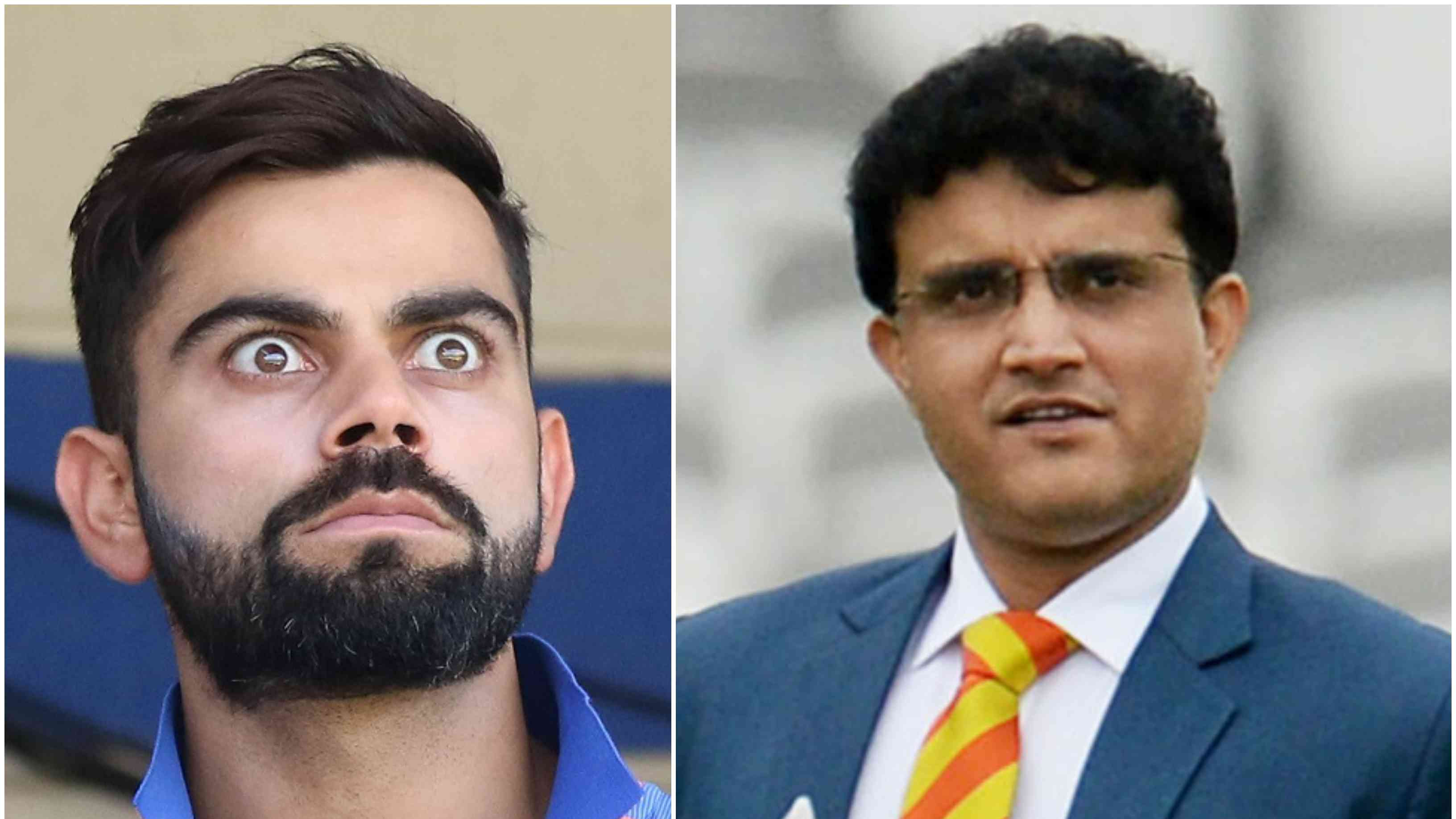 Sourav Ganguly shares his idea of an ideal leader