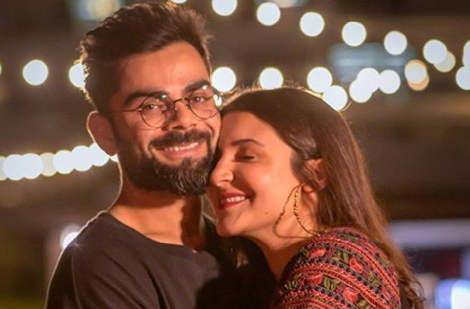 Virat Kohli married Anushka Sharma in December 2017