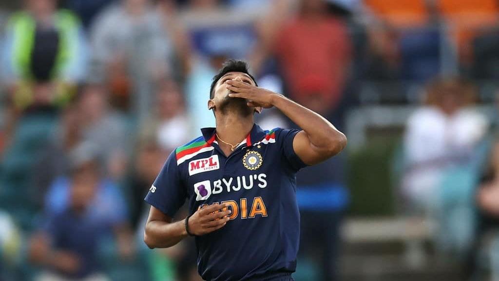 AUS v IND 2020-21: T Natarajan calls representing India, a 'surreal experience'