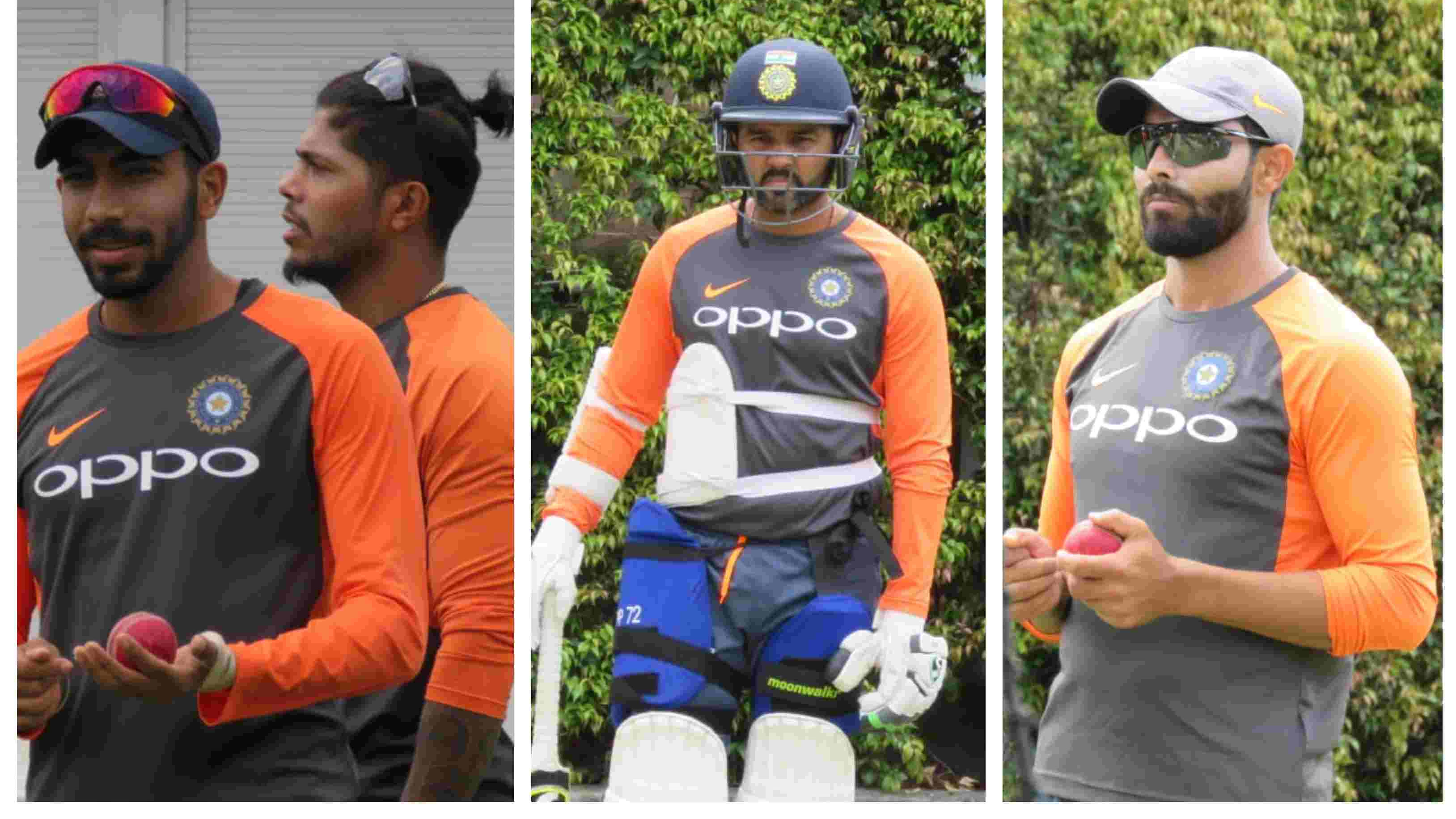 AUS v IND 2018-19: In Pics – Indian players gear up for the warm-up clash against CA XI