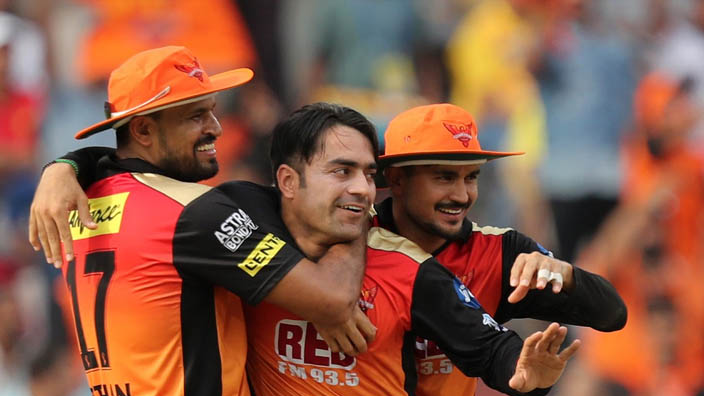 IPL 2018: KXIP v SRH- गेंदबाजों के शानदार प्रदर्शन से एक बार फिर जीता हैदराबाद