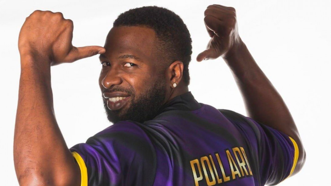 CPL 2020: Kieron Pollard to continue as captain of the Trinbago Knight Riders