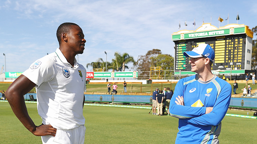 SA vs AUS 2018: Kagiso Rabada admits of rubbing shoulders with Steve Smith