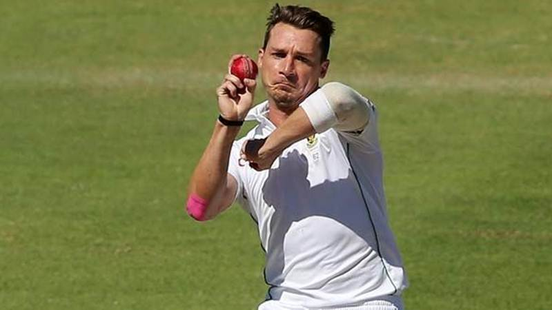Dale Steyn admits breaking Shaun Pollock's record now feels like a 'burden'