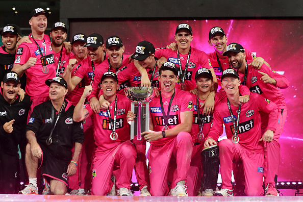 BBL continues to innovate and push the boundaries   Getty