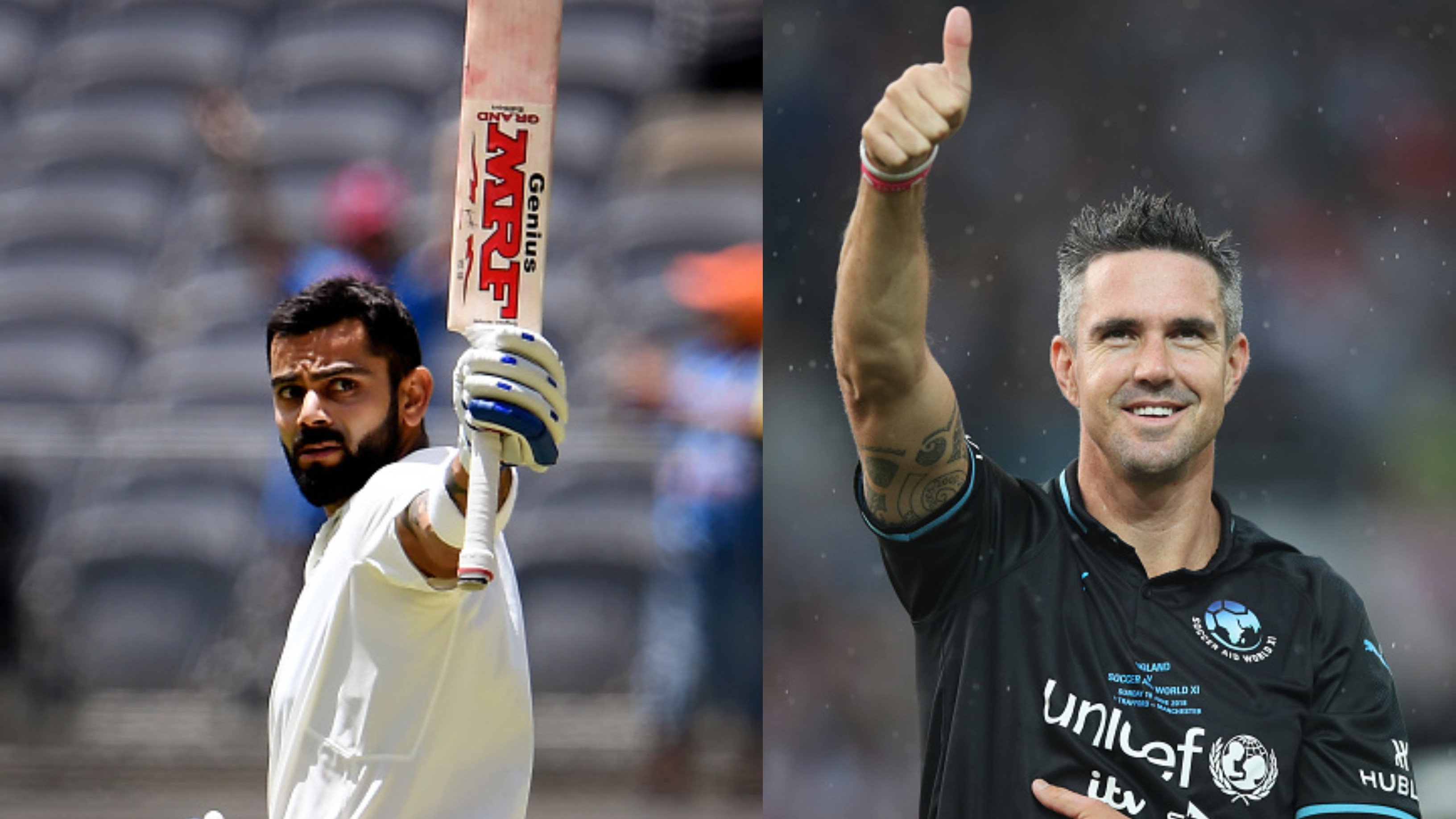 AUS v IND 2018-19: Virat made all of us look like schoolboys during Perth century, says Pietersen