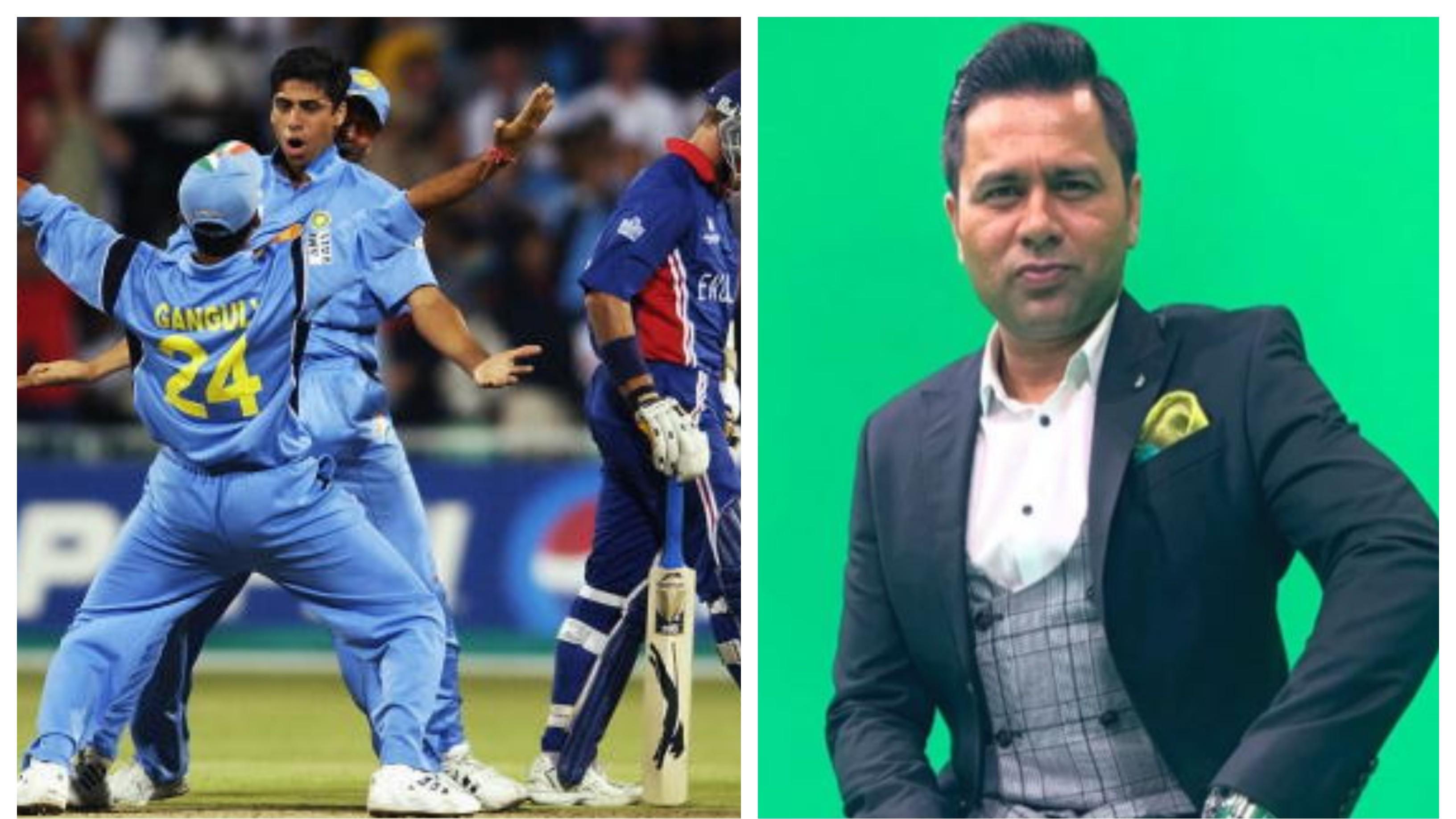 Aakash Chopra recalls how Ashish Nehra overcame pain to shine at 2003 World Cup