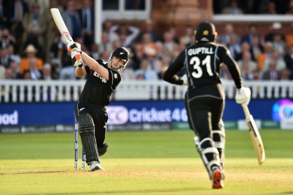 Neesham and Guptill needed to chase down 16 runs in super over to win the final and the world cup