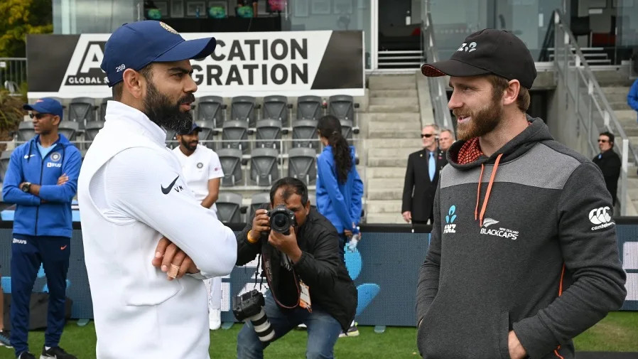 WTC 2021 Final: Kane Williamson says it would be cool walking out for the toss with Virat Kohli
