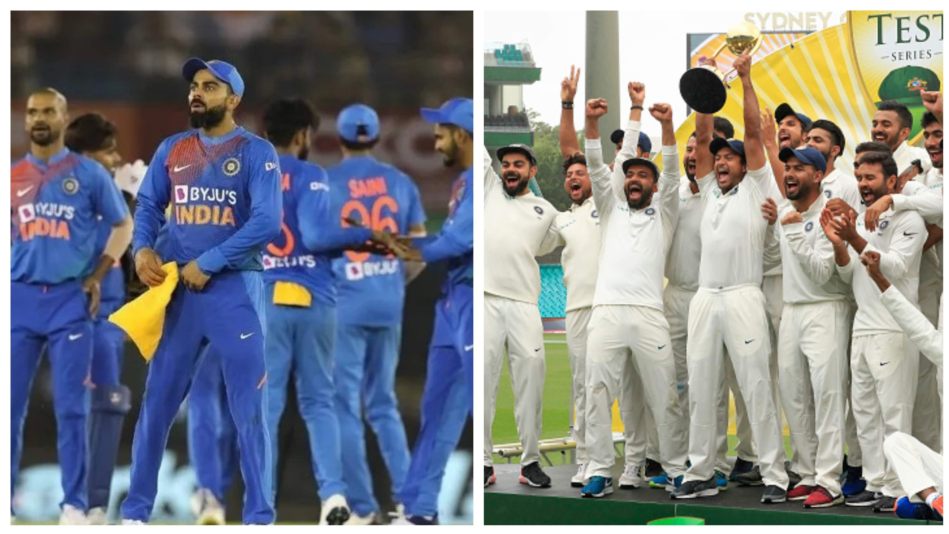 Team India to play non-stop cricket throughout 2021: Report