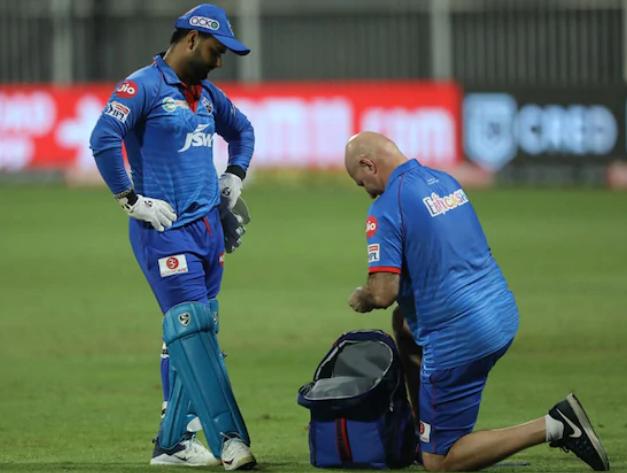 Rishabh Pant Pant has suffered a Grade 1 tear | BCCI/IPL