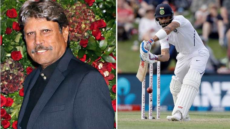 Kapil Dev suggests Virat Kohli to make minor adjustments in his batting