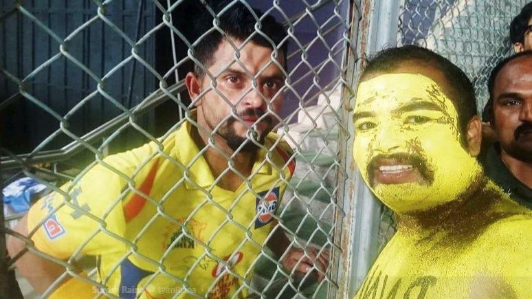 IPL 2018 : सुरेश रैना ने फाइनल में मिले समर्थन के लिए समर्थकों को भेजा एक ख़ास सन्देश