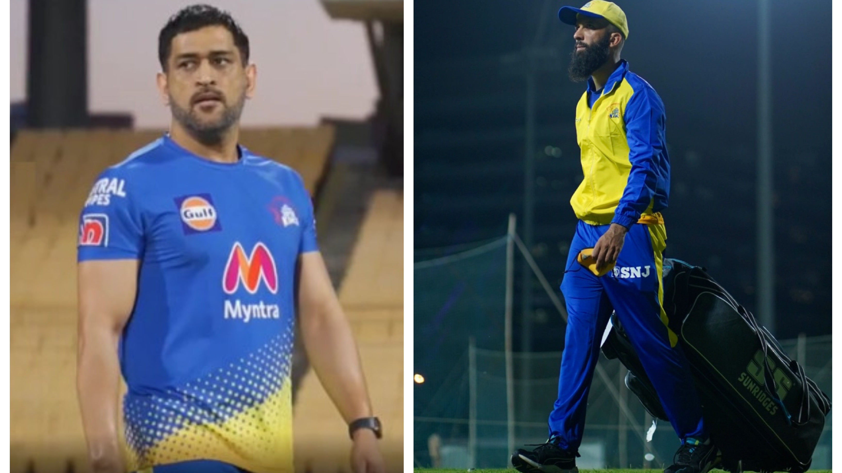 IPL 2021: 'MS Dhoni helps players improve their game', Moeen Ali excited to play under CSK skipper