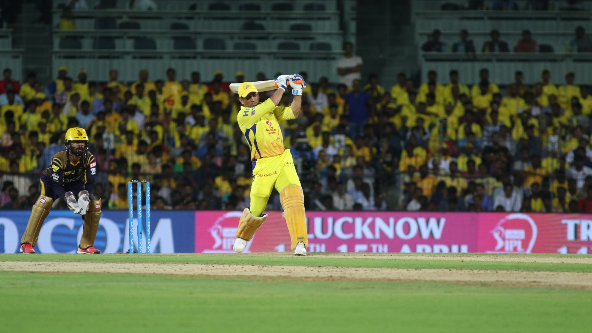 IPL 2018: MS Dhoni ecstatic after Chennai Super Kings' nerve-wrecking victory on homecoming