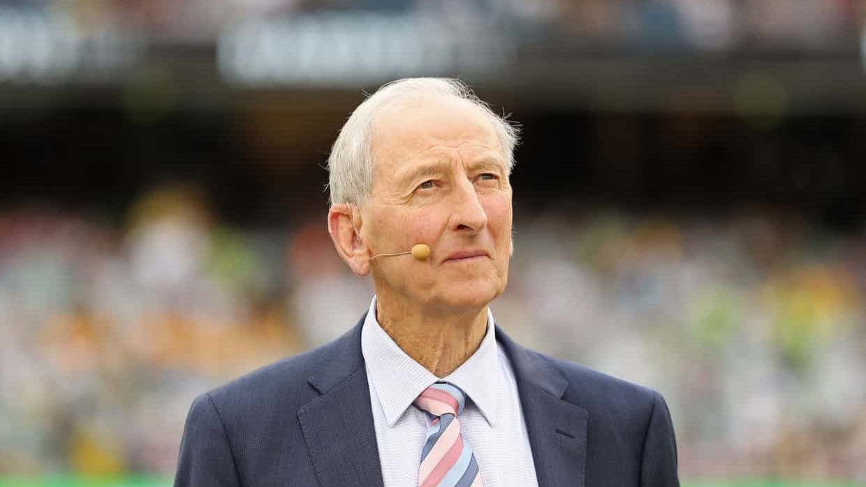 Bill Lawry set to retire from Cricket Commentary after 40 years