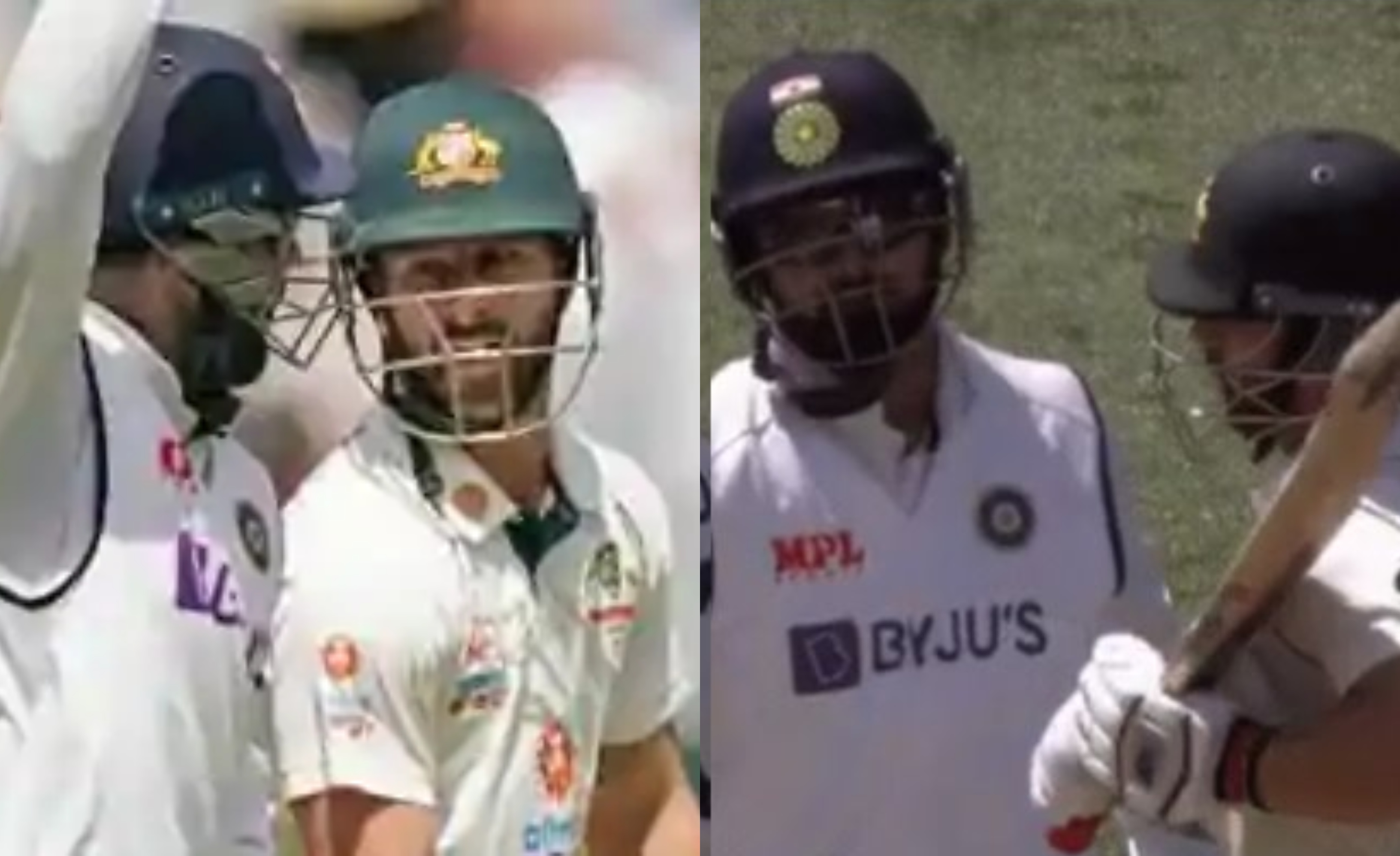 Matthew Wade and Rishabh Pant involved in a hilarious banter | Twitter