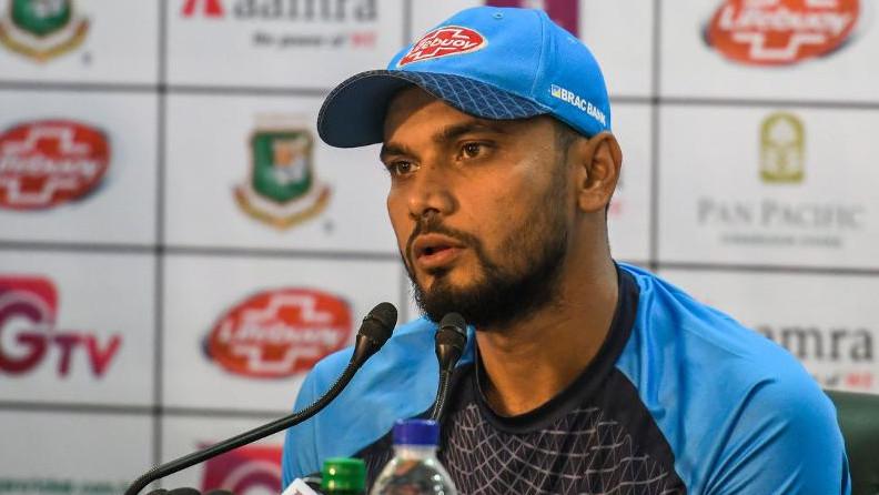 मशरफे मोर्तजा का लक्ष्य हैं 2019 विश्व कप तक बांग्लादेश के लिए क्रिकेट खेलना