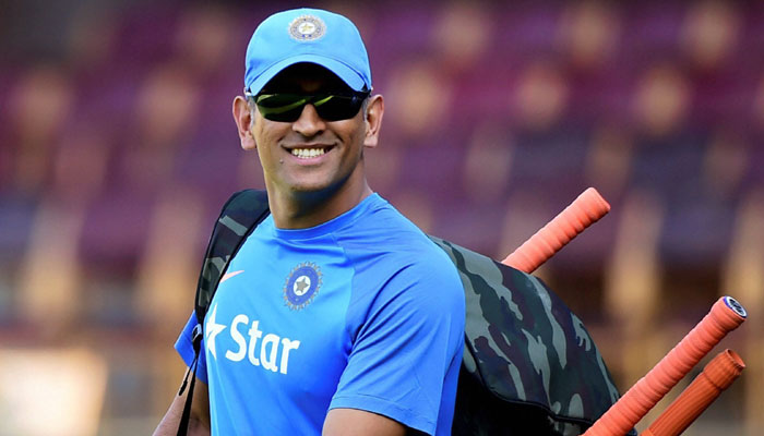 MS Dhoni fell one game short of captaining 200 ODIs for Indian team