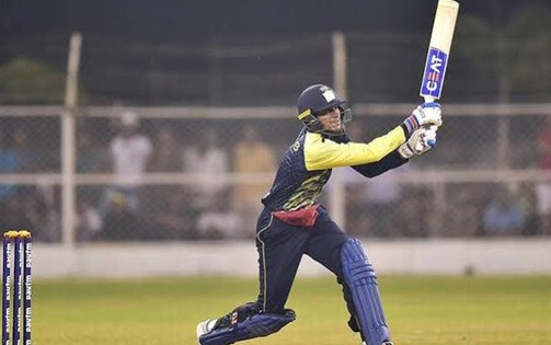 Shubman Gill played a scintillating knock of 78 against Mumbai | Twitter