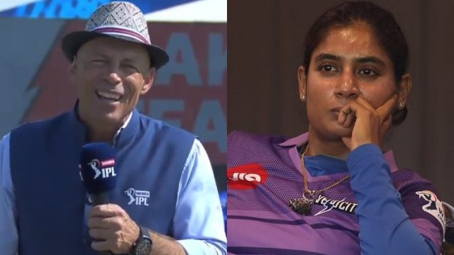 WT20 Challenge 2020: Danny Morrison calls Mithali Raj 'my dear'; faces the ire of journalists
