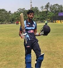Shivam Chaudhary (UP)