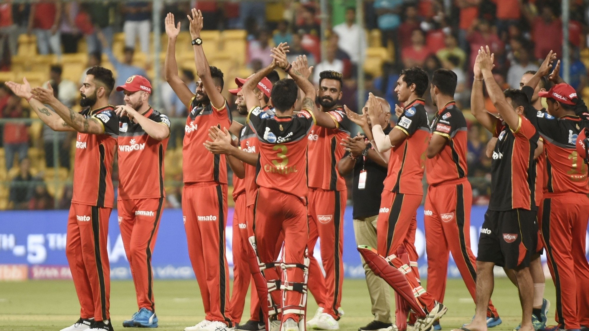 IPL 2019: Match 54, RCB v SRH - Statistical Highlights