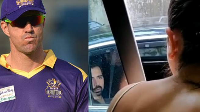 Kevin Pietersen supports Virat Kohli and Anushka Sharma for their cleanness video
