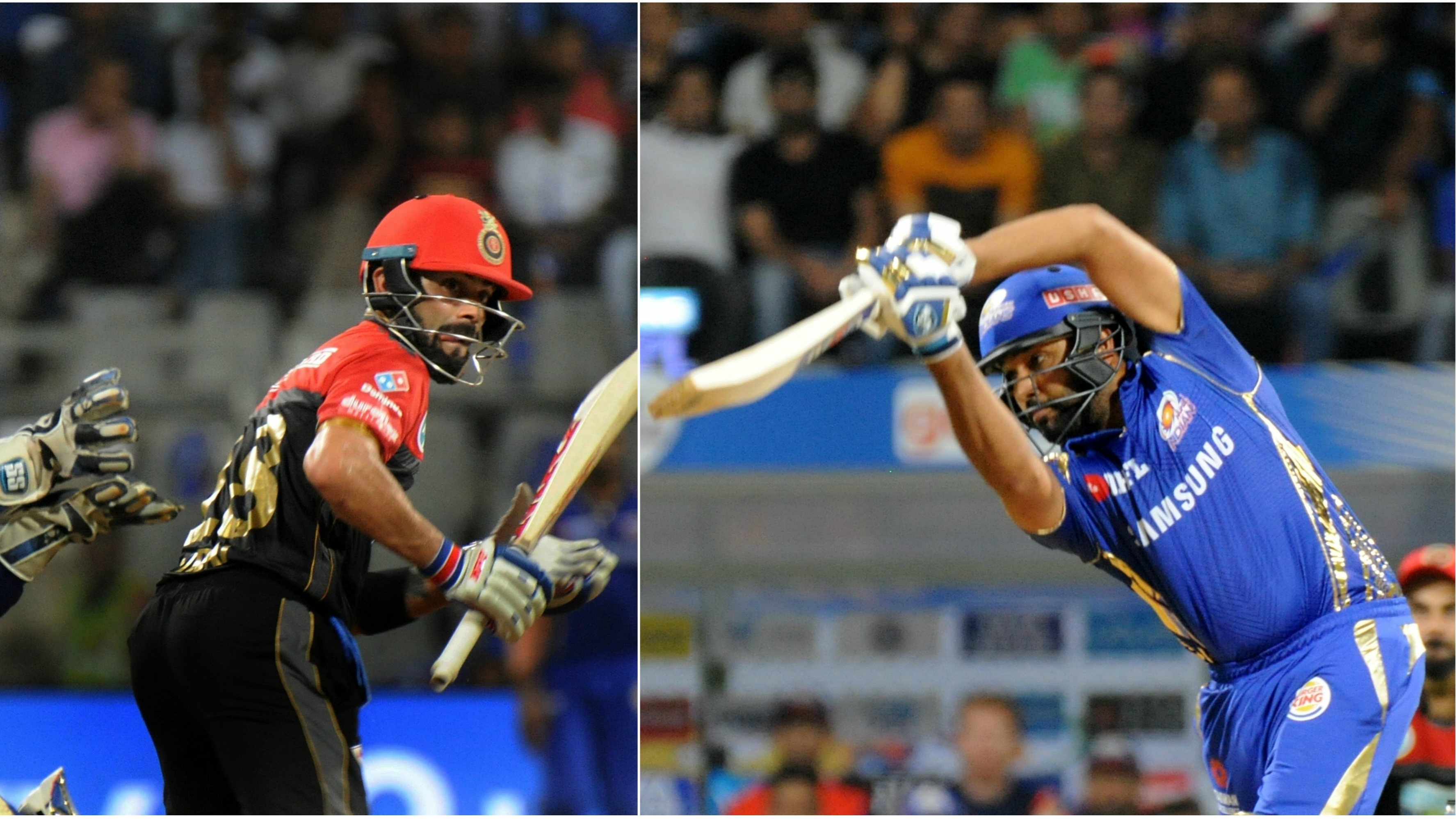 IPL 2018: MI vs RCB, Match 14: Twitter elated by the batsmanship of Kohli and Rohit in a befitting contest