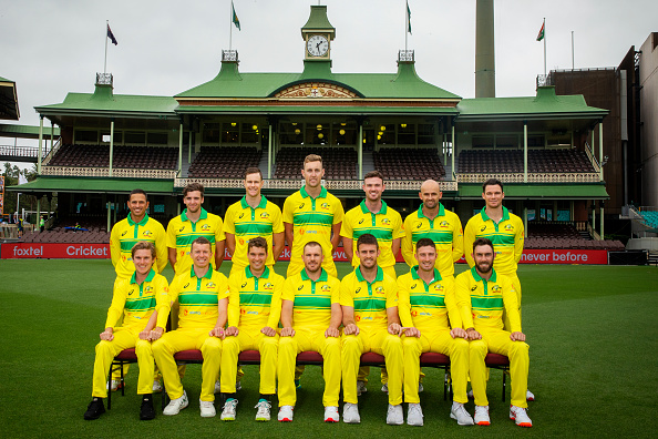 Australia Cricket Team | GETTY