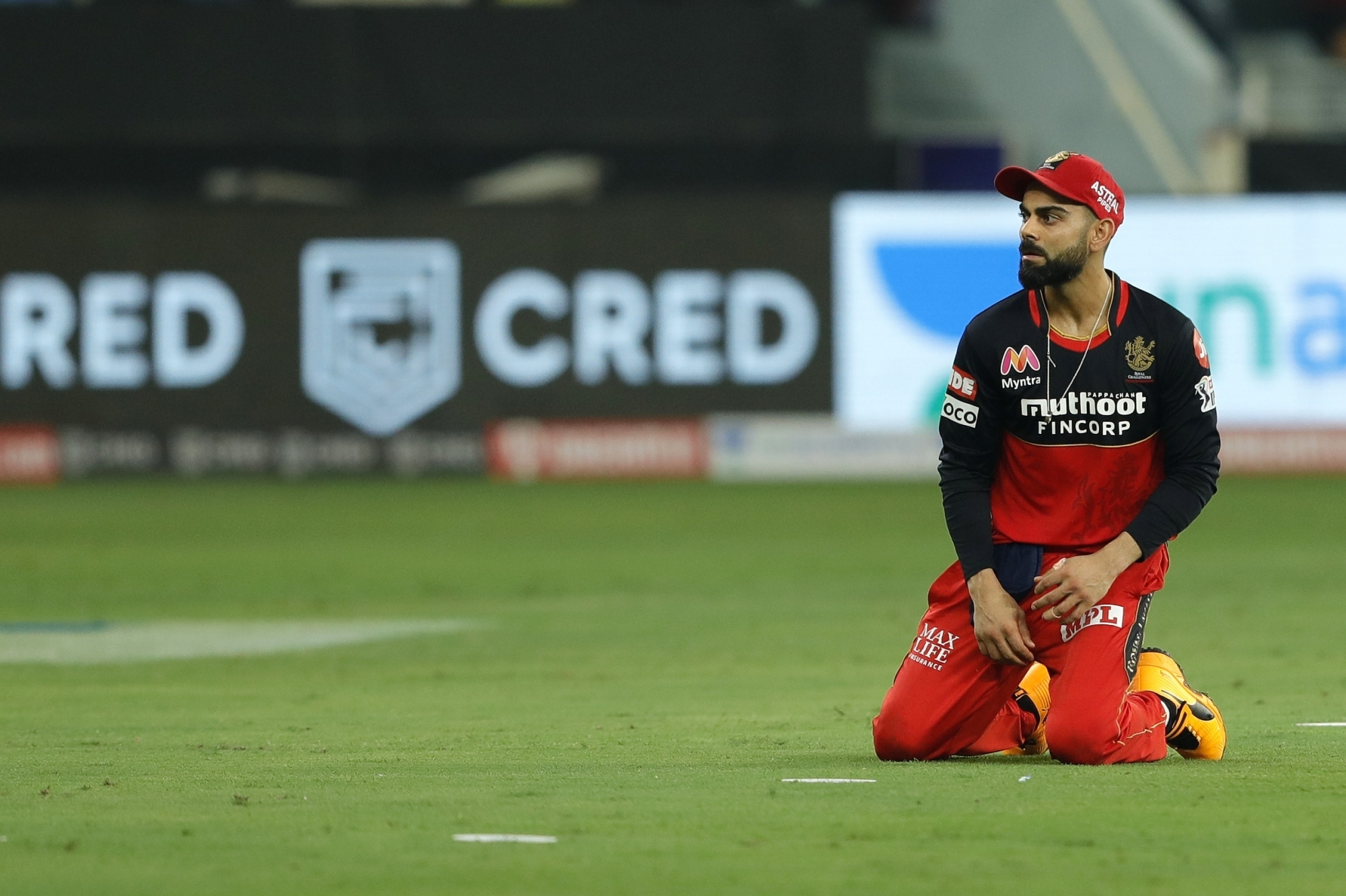 Kohli will remember the loss to KXIP earlier in the season | BCCI/IPL