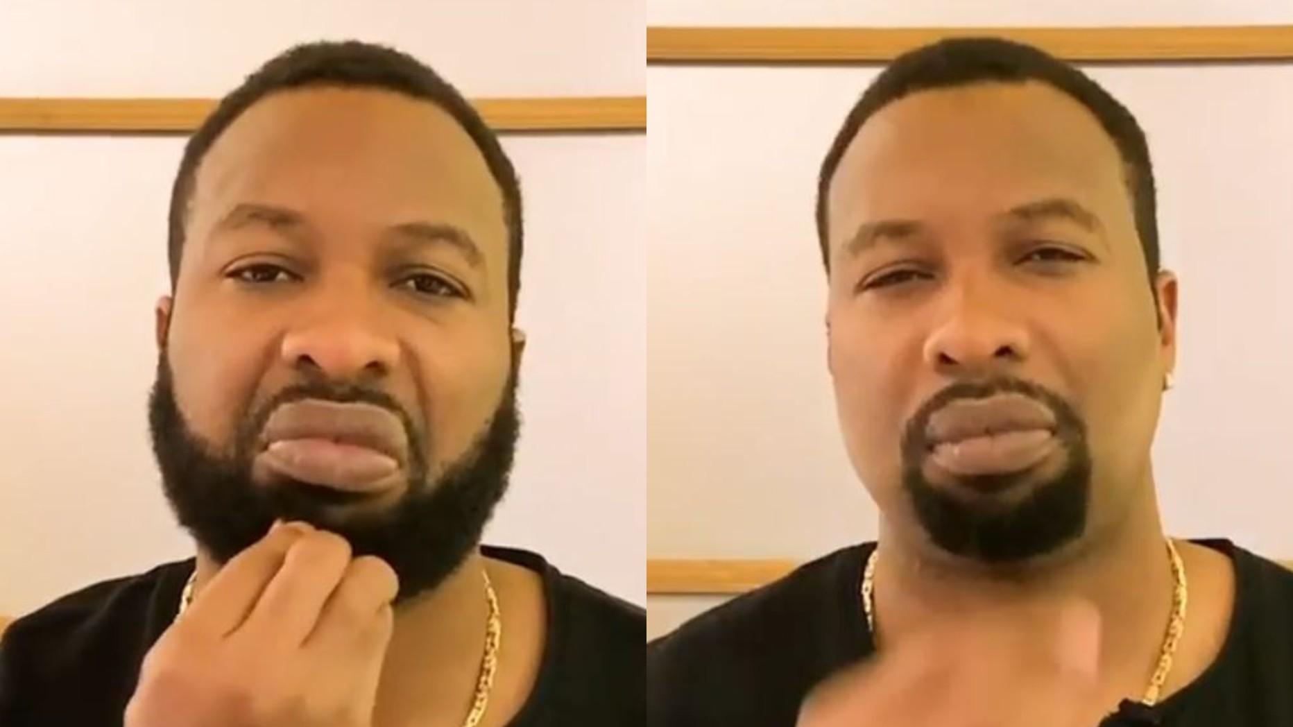 IPL 2020: Kieron Pollard takes 'brother' Hardik Pandya's cue, participates in break the beard challenge