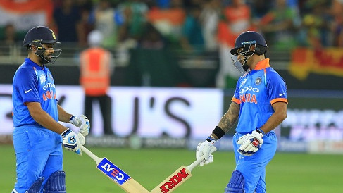 Asia Cup 2018: Super Fours- India thrashes Pakistan by 9 wickets; Rohit and Dhawan score centuries