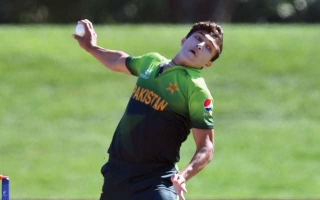 Musa Khan played only T20I for Pakistan in Australia | AFP