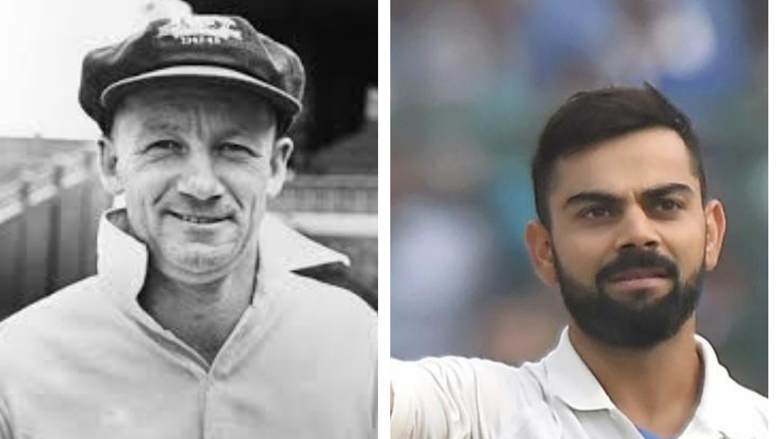 IND v WI 2018: Virat Kohli in line to coming second only to Sir Don Bradman