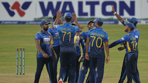 ENG v SL 2021: Sri Lanka players to tour England without contracts amid pay dispute with SLC