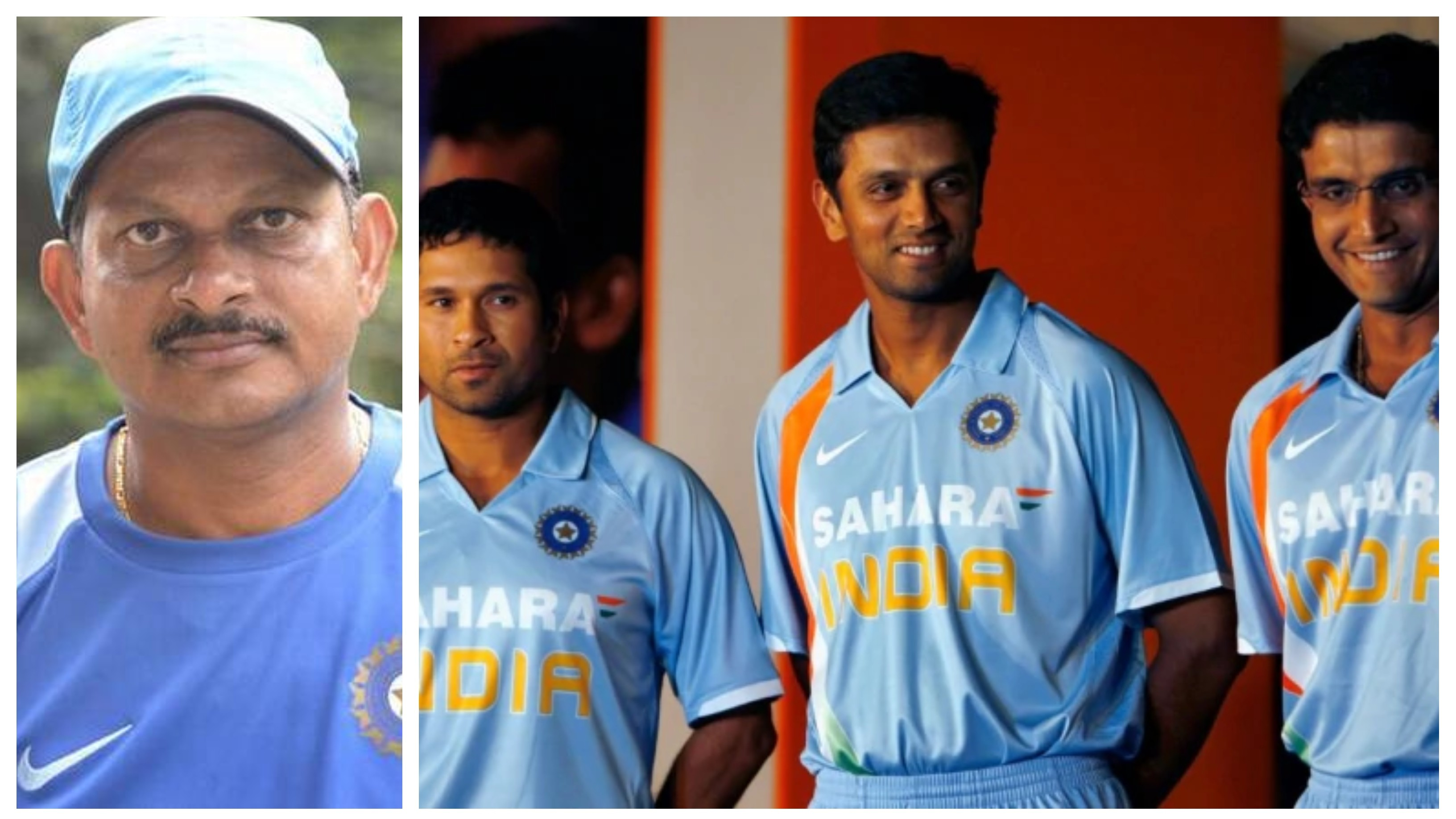 'Dravid asked Tendulkar, Ganguly to skip 2007T20World Cup', revealsLalchand Rajput