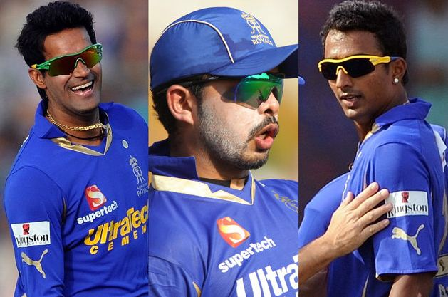 Chavan was also banned along with Sreesanth and Chandila for involvement in IPL 2013 spot-fixing