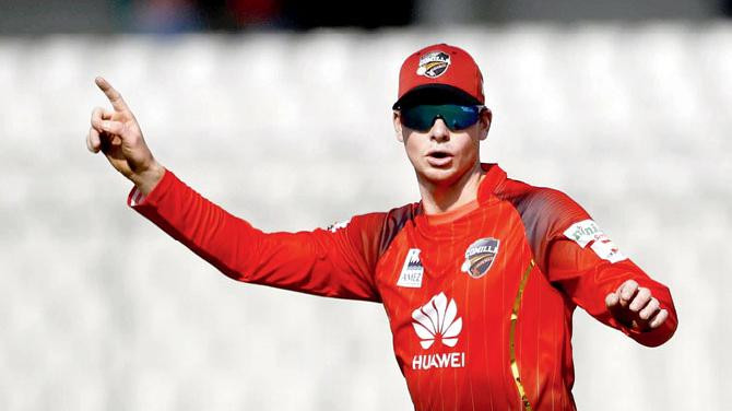 Steve Smith ruled out of Bangladesh Premier League with an elbow injury